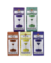 Large Sand Timers - Set of 5