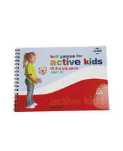 *SPECIAL: Ball Games for Active Kids Book
