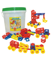 Mobilo Giant Construction - 416pcs