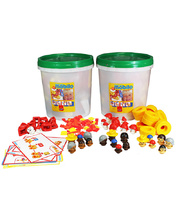 Mobilo Super Class Construction Set - 936pcs