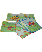Mobilo Work Cards - 12 Pack