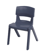 *SPECIAL: Postura Plus Chair 26cmH - Slate