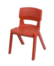 *SPECIAL: Postura Plus Chair 26cmH - Red