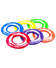 Soft Toss Frisbee Set - 6pcs