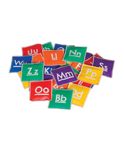 Bean Bag Set - Alphabet 26pcs