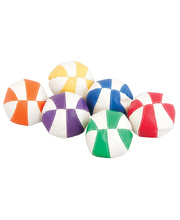 Bean Bag Balls - 6pcs