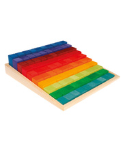 @Grimm's 100 Step Counting Blocks - 100pcs