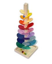 Marble Tree Tower - Small 45cmH