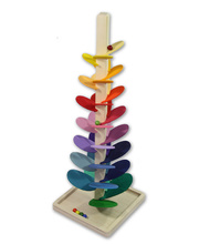 Marble Tree Tower - Large 25 x 25 x 72cmH