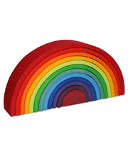 Grimm's Rainbow Large - 12pcs