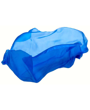 Silk Playcloth/Scarf - Royal Blue