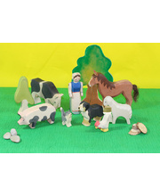 Ostheimer Farm Small Set 10pcs