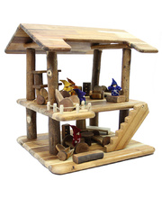 Natural Lichee Dolls House