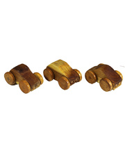 *SPECIAL: Natural Lichee Small Cars - Set of 3