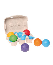 Grimm's Sorting Balls - Coloured 6pcs