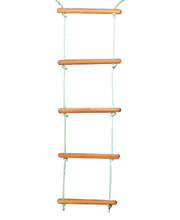 Rope Ladder - 2 Point 5 Rungs