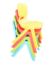 Tikk Tokk Stackable Resin Green - Chair 27cm