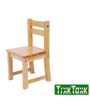 *TufStuf Timber Chair - 30cm
