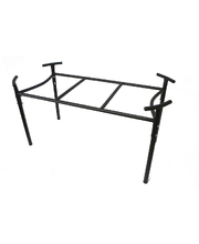 Tikk Tokk Long Activity Pond - Stand Black