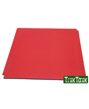 Tikk Tokk Safety PlayMat - Red