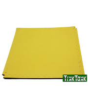 Tikk Tokk Safety PlayMat - Yellow