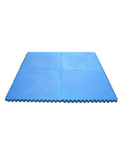 Tikk Tokk Certified SoftFall Mat - Blue