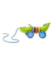 *SPECIAL: Pull Along Croc Kid - 10 x 20 x 4cm