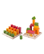 Wonderworld Natural Toys - Shape Sequence