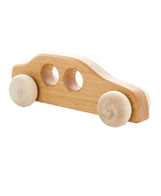 *SPECIAL: Natural Wooden Vehicle - Car