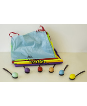 Egg and Spoon & Sack Races - 21pcs