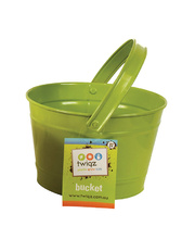 Twigz Bucket - Green 2 Litre