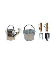 Twigz Galvanised/Stainless Steel Small Set - 4pcs