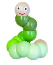 Discoveroo Bendy Caterpillar - 22cm