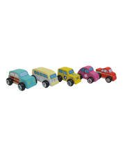 @Discoveroo Beach Car Set - 5pcs