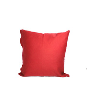 *SPECIAL: Large Cushion Cover Only 50 x 50cm - Red