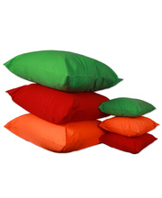 *SPECIAL: Super Cushion Cover Only 100 x 100cm - Light Green
