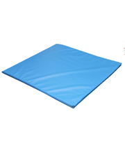 Billy Kidz Soft Fall Mat - Light Blue 100 x 100 x 5cm