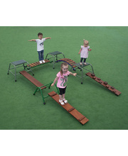 Aussie Play Forest Walk Toddler Playset - Set of 9