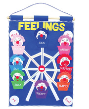 Feelings Wall Hanging - 32 x 62cm
