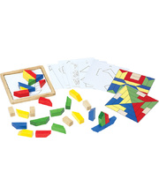 Voila Versa Tiles Wooden Puzzle/Game