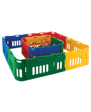 *SPECIAL: Jolly Versatile Play Pen Extention Pack - 8 Pieces