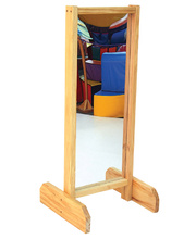 *SPECIAL: Pine Kindy Mirror - 54 x 120cmH