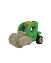 *Q Vehicles (Timber) - Steam Roller