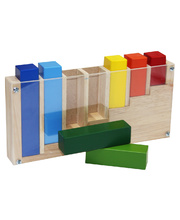 Timber Size Block Set - 7pcs