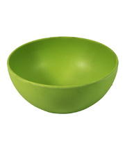 Bamboo Crockery Green - Bowl 15cm