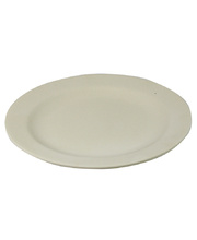 Bamboo Crockery Natural - Plate 20cm