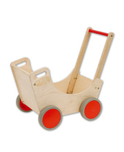 Educo Heavy Duty Dolls Pram