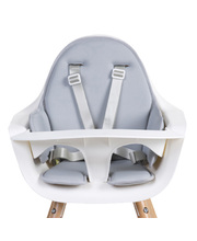 Evolu 2 High & Low Feeding Chair - Neoprene Seat Cushion Grey