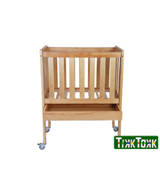 Tikk Tokk Aspen Ergonomic Cot - Natural Drawer Only