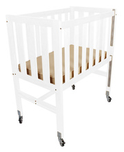 *Tikk Tokk Aspen Ergonomic Cot - White Drawer Only